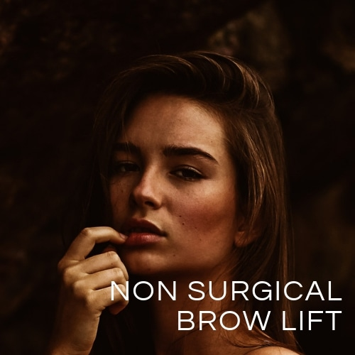 Non Surgical Brow Lift Brisbane